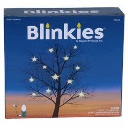 Blinkies Christmas Lights