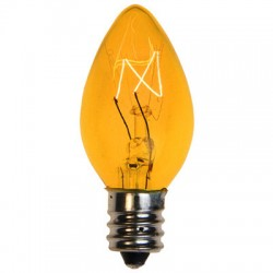 Blinkies Yellow Bulb
