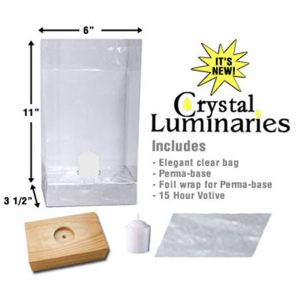 Crystal-Luminaries